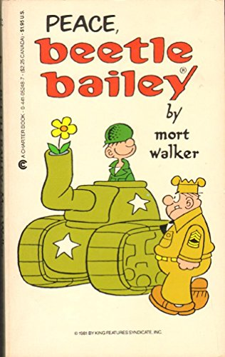 9780441052486: PEACE, BEETLE BAILEY