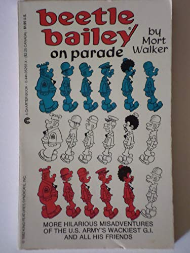 9780441052554: Beetle Bailey on Parade