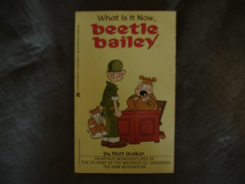9780441052615: What is It Now Beetle Bailey