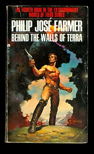 9780441053575: Behind the Walls of Terra