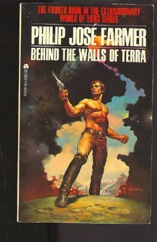 9780441053742: Behind the Walls of Terra (World of Tiers #4)
