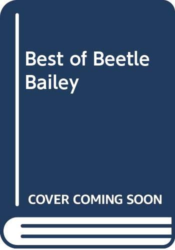 9780441054251: Best of Beetle Bailey