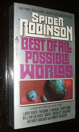 9780441054831: The Best of All Possible Worlds