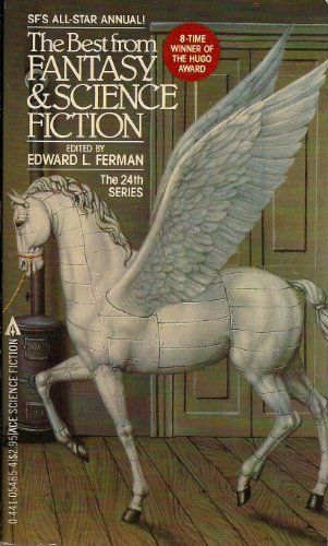 9780441054855: The Best from Fantasy and Science Fiction No. 24