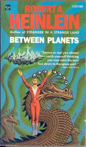 9780441055012: Between Planets