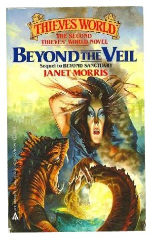 9780441055128: Beyond The Veil (Thieves' World)