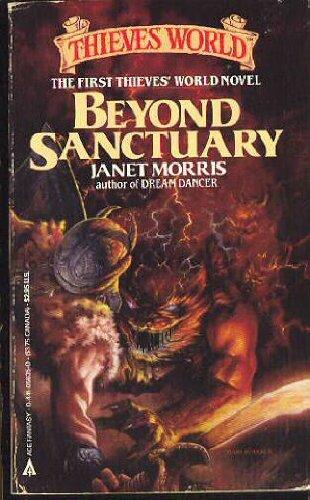 9780441056354: Beyond Sanctuary (Thieves' World)