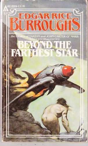 9780441056569: Beyond the Farthest Star