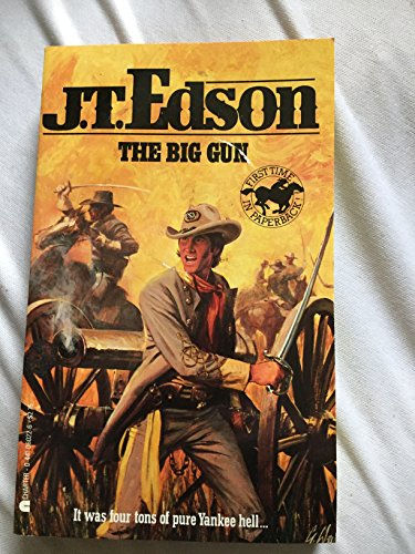 9780441060221: The Big Gun (Dusty Fog Civil War)