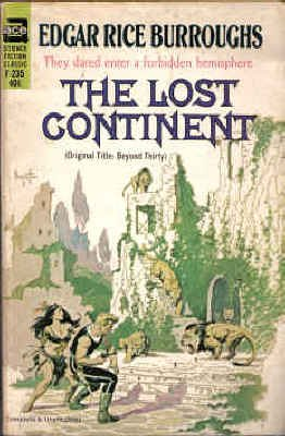 9780441062355: The Lost Continent (Classic Ace SF, F-235)