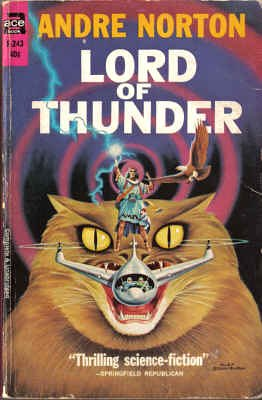 9780441062430: Lord of Thunder (Ace Science Fiction, F-243)