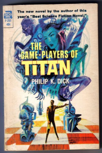 9780441062515: The Game-Players of Titan