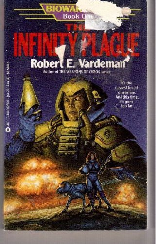 Biowarriors: Infinity Plague (Biowarriors, Book 1): Vardeman, Robert