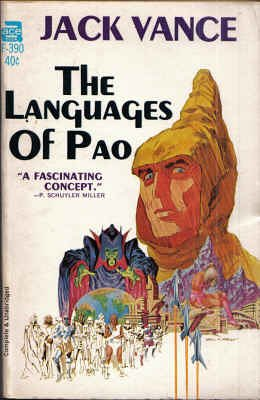 9780441063901: The Languages of Pao (Ace SF, No. F-390)