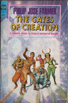 9780441064120: The Gates of Creation (World of Tiers #2) (Classic Ace SF, F-412)