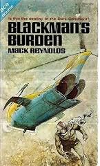 9780441066124: Blackman's burden (Ace double)