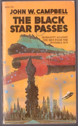 9780441067015: The Black Star Passes