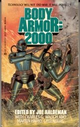 Body Armor : 2000 (Contact!; The Warbots;: Haldeman, Joe (editor);