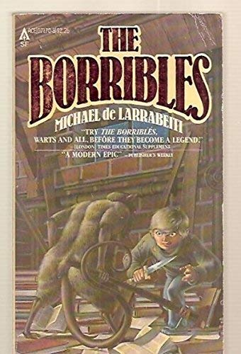 The Borribles: Larrabeiti, Michael de