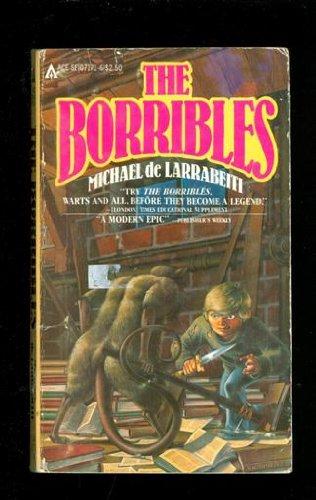 9780441071715: The Borribles (Borribles, 1)