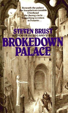 9780441071821: Brokedown Palace