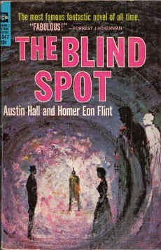 9780441075478: The Blind Spot (Ace SF Classic, G-547)