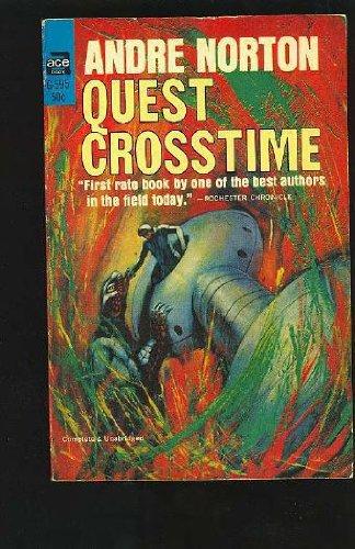 Quest Crosstime (Vintage Ace SF, G-595): Andre Norton