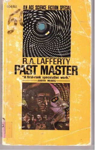 9780441080540: Past Master (Ace Science Fiction Special, H-54)