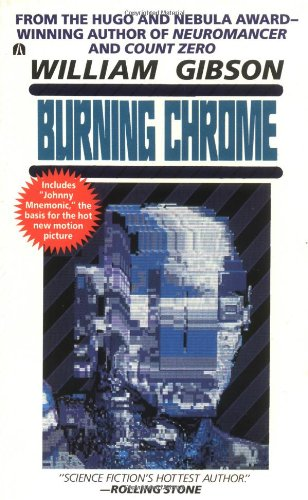 9780441089345: Burning Chrome
