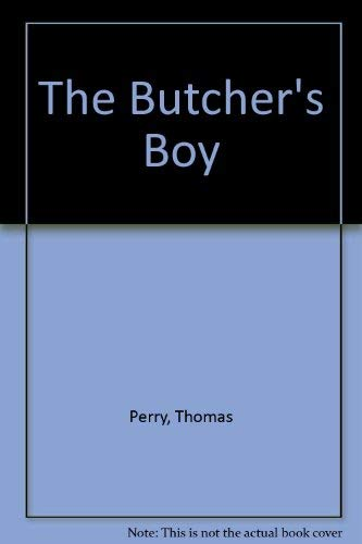 9780441089550: The Butcher's Boy