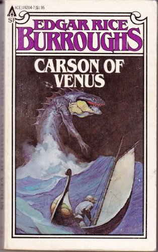 Carson of Venus: Edgar Rice Burroughs