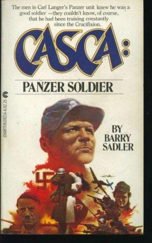 Casca, Panzer Soldier - The Eternal Mercenary, Book 4: Barry Sadler