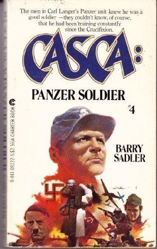 9780441092222: Casca: Panzer Soldier