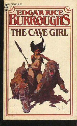 9780441092857: The Cave Girl