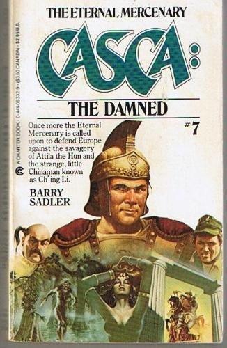 9780441093328: Casca The Damned