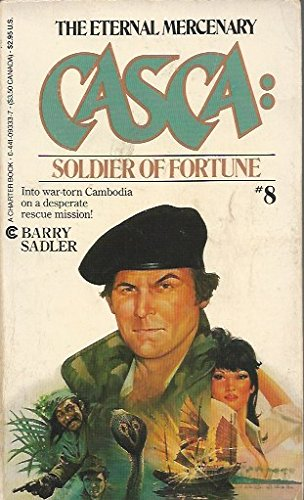 9780441093335: Soldier of Fortune (Casca Ser., No. 8)