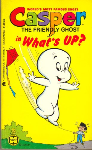 Casper the Friendly Ghost in What's Up?: Harvey Comics