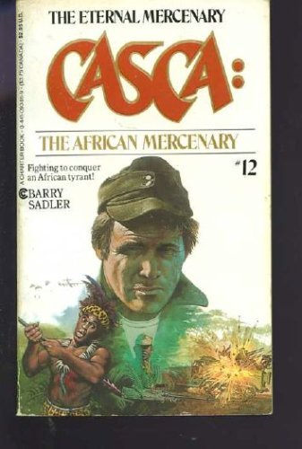 9780441093465: Casca #12: African Mercenary