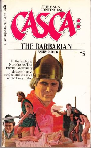 The Barbarian/Casca No 5: Barry Sadler