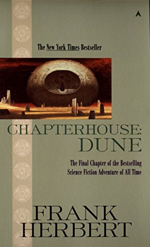 9780441102679: Chapterhouse: Dune (Dune Chronicles, Book 6)