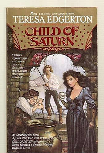 9780441104000: Child Of Saturn