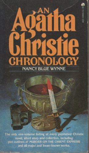 An Agatha Christie Chronology: Nancy Blue Wynne