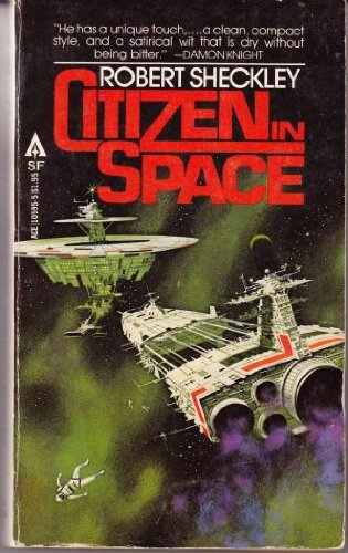 9780441105953: Citizen In Space