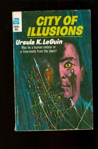 9780441107018: City of Illusions (Vintage Ace, 10701) [Mass Market Paperback] by Ursula K...