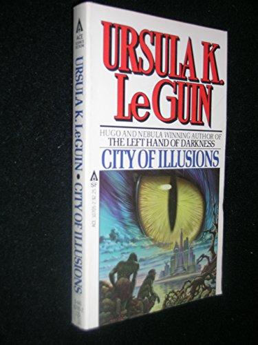 9780441107056: City Of Illusions
