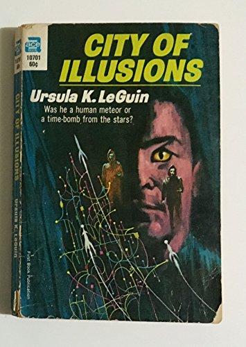 9780441107087: City Of Illusions