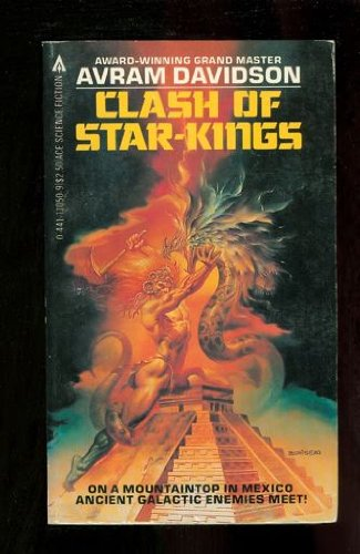9780441110506: Clash Of Star-Kings