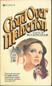 Cloud Over Malverton (An Ace Gothic Novel)