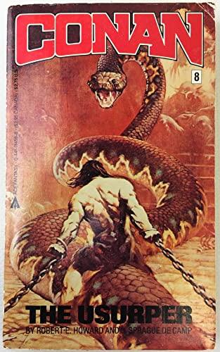 9780441114597: Conan 08/the Usurper