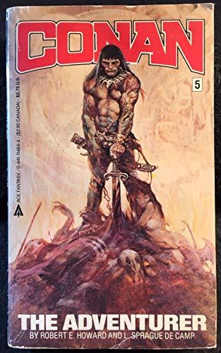 9780441114641: Conan The Adventurer (Conan Series, Book 5)